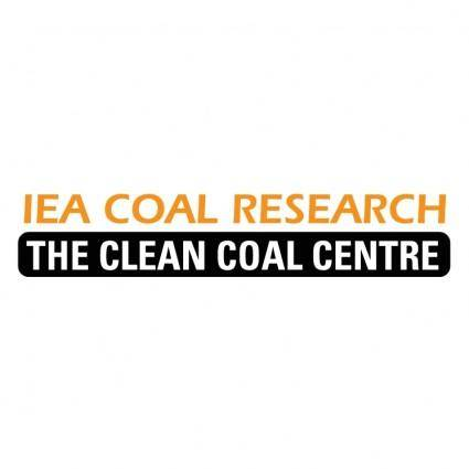 free vector Iea coal research