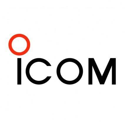 free vector Icom inc