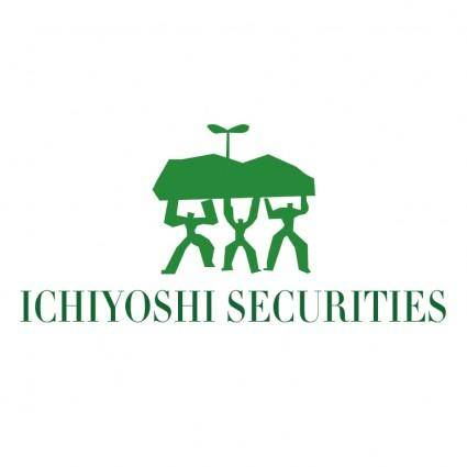 free vector Ichiyoshi securities