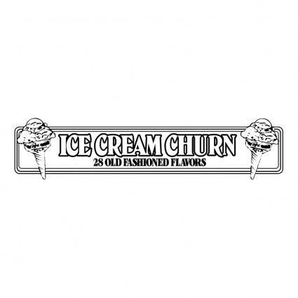 Ice cream churn 0