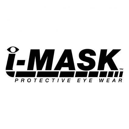 free vector I mask