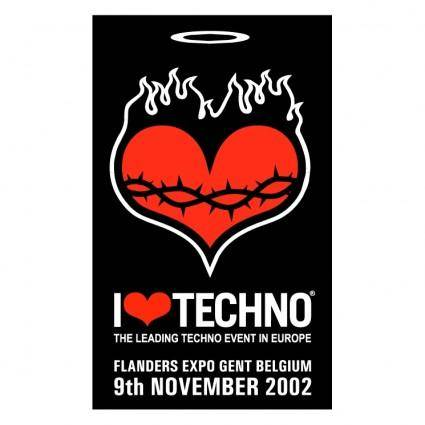 I love techno 2002