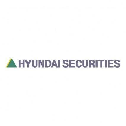 free vector Hyundai securities
