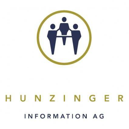 free vector Hunzinger information