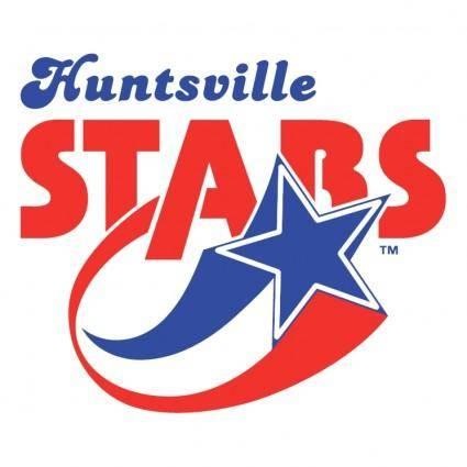 free vector Huntsville stars 0
