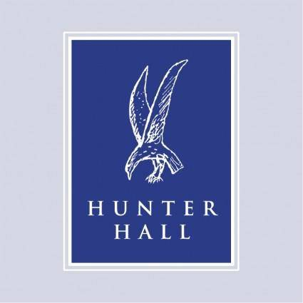 free vector Hunter hall