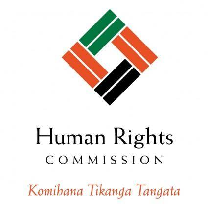 free vector Human rights commission
