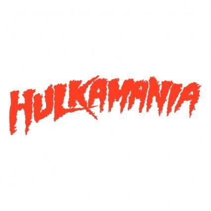 free vector Hulkamania