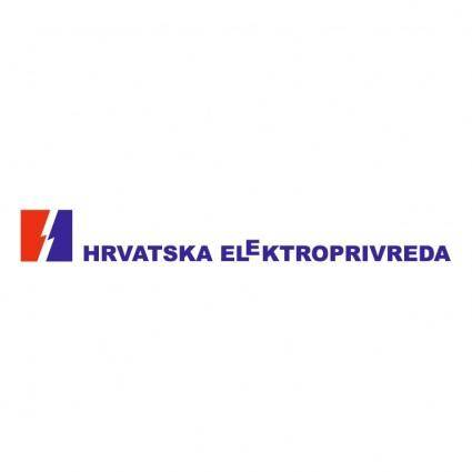 Hrvatska elektroprivreda 0