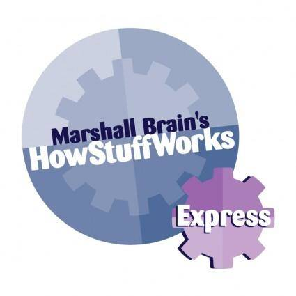free vector Howstuffworks express