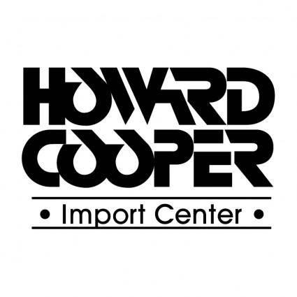 free vector Howard cooper