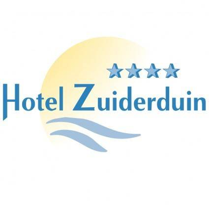 free vector Hotel zuiderduin