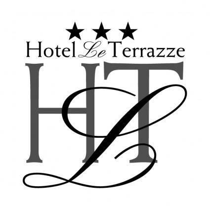 free vector Hotel le terrazze