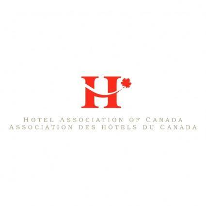 free vector Hotel association of canada