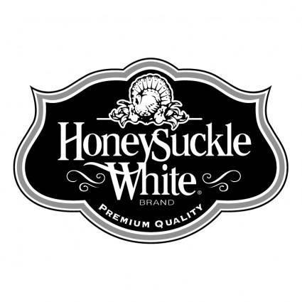 free vector Honey suckle white