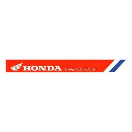 free vector Honda 8