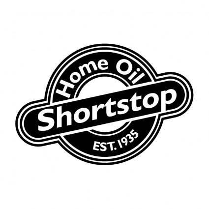 free vector Home oil shortstop