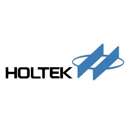 free vector Holtek semiconductor