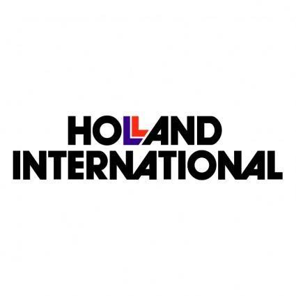 free vector Holland international