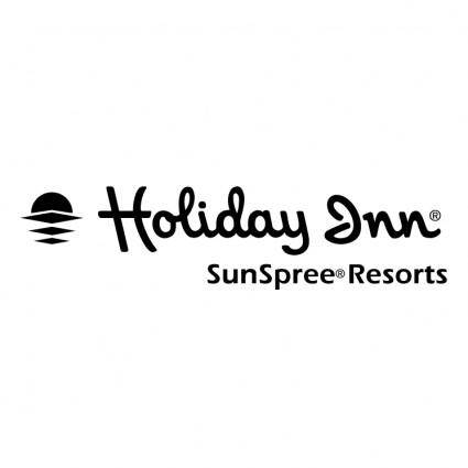 free vector Holiday inn sunspree resorts 0