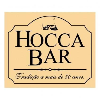 free vector Hocca bar