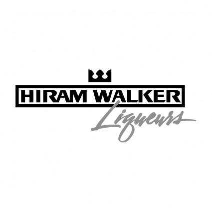 free vector Hiram walker