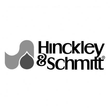 Hinckley schmitt