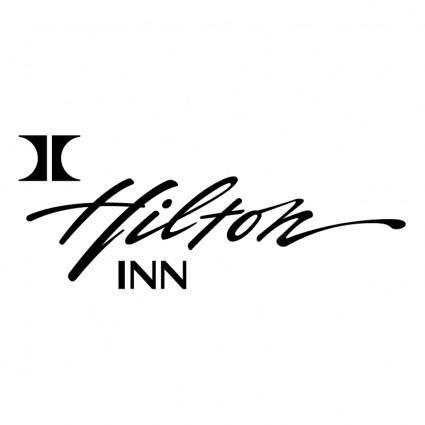 free vector Hilton inn