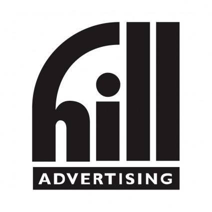 Hill advertising
