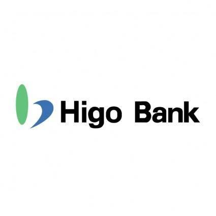 free vector Higo bank