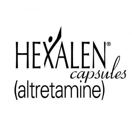 free vector Hexalen
