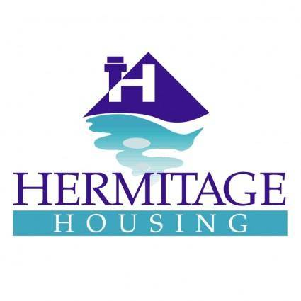 free vector Hermitage housing