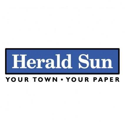 free vector Herald sun