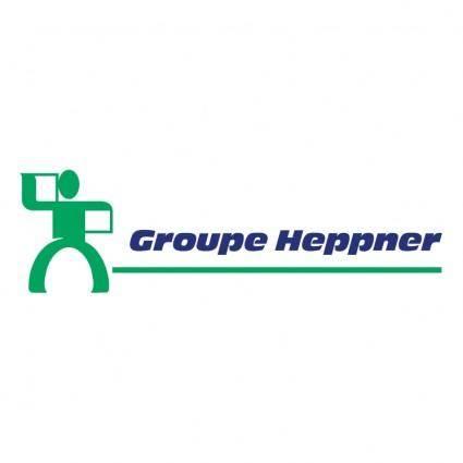 free vector Heppner groupe