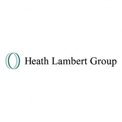 free vector Heath lambert group