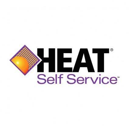 free vector Heat self service