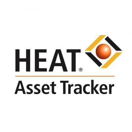 free vector Heat asset tracker