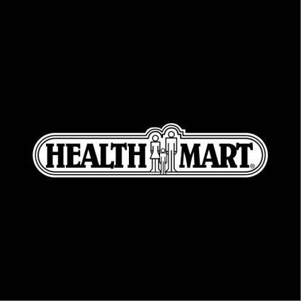 free vector Health mart
