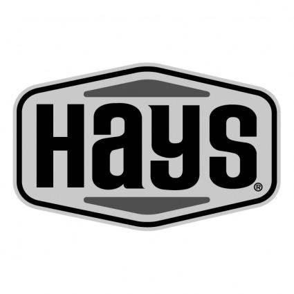 free vector Hays 0