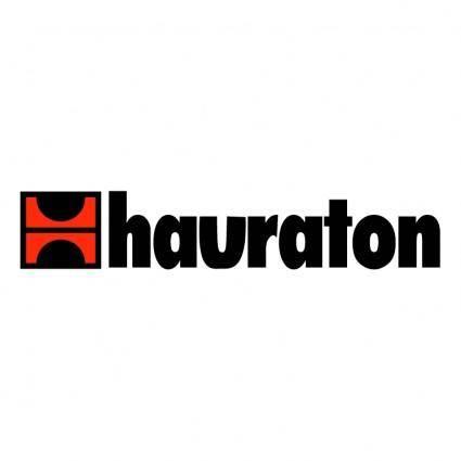 free vector Hauraton