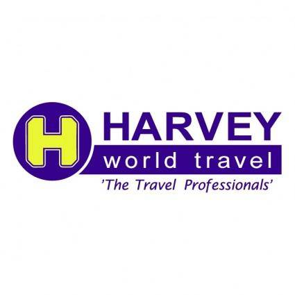 free vector Harvey world travel