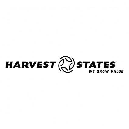 Harvest states 0