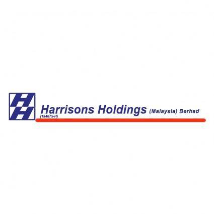 free vector Harrisons holdings