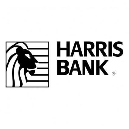 Harris bank 0