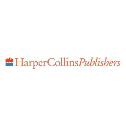 free vector Harpercollins publishers