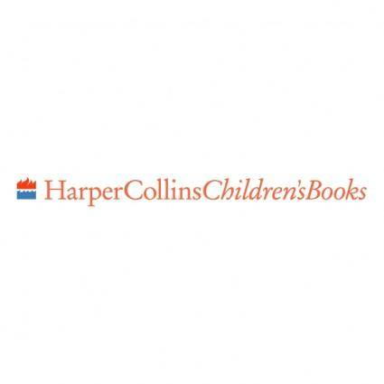 Harper collins childrens books