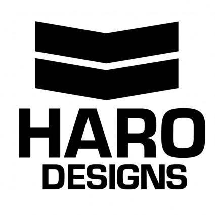 free vector Haro designs