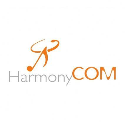 free vector Harmonycom