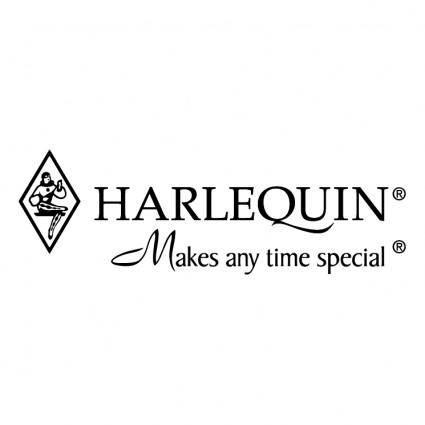 free vector Harlequin 1
