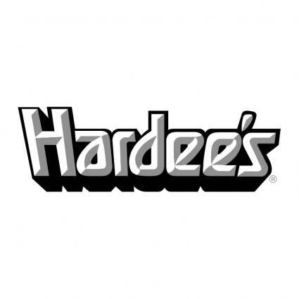 free vector Hardees 1